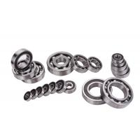 Quality Miniature Stainless steel Deep Groove Ball Bearings , 2RZ / RS / 2RS Bearings for sale