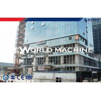 Wholesale Window Cleaning Machine steel suspended access platforms hoist adjustable length from china suppliers