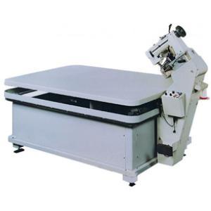 Industrial Mattress Tape Edge Sewing Machine With Lock Stitch 0.75KW