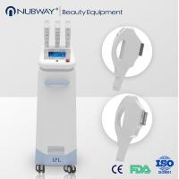 Buy cheap Best reuslt ipl laser hair removal machine price / ipl machine made in germany for skin from wholesalers