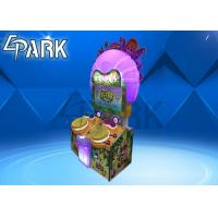 Buy cheap Children Coin Operated Drum Music video Game Machine With Lottery Ticket redemption from wholesalers