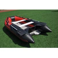China 4 Person Foldable Inflatable Boat Inflatable Dinghy With Motor on sale