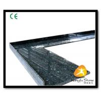 Quality Xiamen Kungfu Stone Ltd supply Imported Green Granite Countertops  In High quality and cheap price for sale