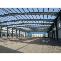 Buy cheap 2018 arrival Low Cost Quick Build Prefabricated Steel Structure Warehouse for Sale from wholesalers