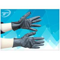 Wholesale Dip Flock Lined Medical Disposable Gloves For Electronic And Instrument Industry from china suppliers
