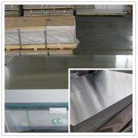 Wholesale Professional DC / CC Mill Finish Aluminum Sheet with 1100 1050  3003 3105 5052 from china suppliers
