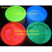 Buy cheap glow in the dark fluorescent pigment for Ink from wholesalers