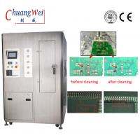 Buy cheap Unique Double Four Spray Bar Cleaning System smt stencil cleaner with 2PCS 50L Tanks from wholesalers