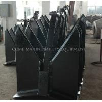 Buy cheap Shipbuilding Marine Anchor  Tw Type Pool Hhp Anchor from wholesalers