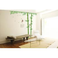 Buy cheap Self Adhesive Removable Wall Stickers Bamboo For Living Room from wholesalers