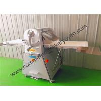 Buy cheap 520mm Silver Bread Dough Sheeter Multi Funcitons Non Stick Easy Operation from wholesalers