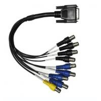 Buy cheap High speed DVI cable to RCA+BNC cable from wholesalers
