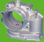 Connector grave aluminium die casting parts / die cast aluminum