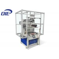 Buy cheap Vacuum Table Flatbed Screen Printing Machine For Cocoa Butter Transfer Film Printing from wholesalers
