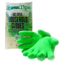 Buy cheap Bi-color,Household Latex glove,Flock Iined from wholesalers
