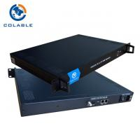 Wholesale 16 Channel IP QAM Modulator For Digital Video Broadcsting System COL5416 from china suppliers