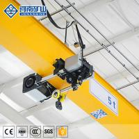 Buy cheap 2160kn / Mm2 8 Ton Workshop Overhead Crane Stable For Machinery Repair Shops from wholesalers