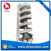 Wholesale Gravity Spiral Roller Conveyor from china suppliers