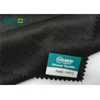 Wholesale Bamboo Charcoal Spunlace Nonwoven Fabric Roll Cross Lapping For Facial Mask from china suppliers