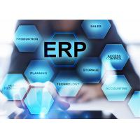 Buy cheap Web Based ERP Software Cloud Services / Cloud Enterprise Resource Planning For Financial Accounts from wholesalers