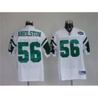 Buy cheap Nfl new york jets #56 gholston white jerseys from wholesalers