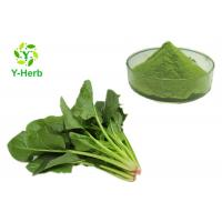 Buy cheap Vegetable Juice Concentrate Spinach Powder Organic Superfood 100% Water Soluble from wholesalers