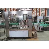 Buy cheap 3000bph Carbonated Soft Drink Beer Filling Machine For Pet Bottles , Long Life from wholesalers
