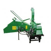 Buy cheap 2 Cutting Blades Pto Wood Chipper Shredder , 3 Point Wood Chipper Shredder from wholesalers