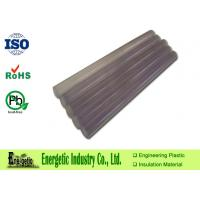 Buy cheap Clear Solid Polycarbonate Rod, PC Rod Tube for Engineering from wholesalers