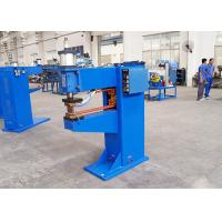 Buy cheap Single Cylinder Automatic Welding Equipment , Rowing Industrial Spot Welding Machine from wholesalers