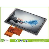 "Quality RGB 50Pin 800*480 5.0"" WVGA TFT LCD Display High Brightness LCD Module for sale"