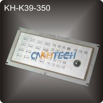 Buy cheap Anti-Vandal Military standard Keyboard from wholesalers