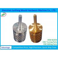 Buy cheap JF197 Cnc Machined Components Aerospace Parts OEM / ODM service from wholesalers