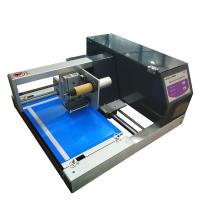 Buy cheap A4 size digital foil stamping machine audley 3050A 3050C gold foil printer digital foil printer 90mm from wholesalers
