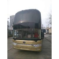 Buy cheap Super Space 47 Sleepers Diesel Engine 2012 Year Golden Used YUTONG Sleeper Buses from wholesalers