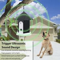 China Birdhouse ultrasonic bark collar Shape user friendly manual ROHS CE indoor outdoor on sale