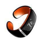 Buy cheap colorful rubber bracelet bracelet watch women bluetooth bracelet smart watch from wholesalers