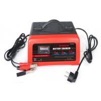 Buy cheap Lead Acid Car Battery Charger 6v 24v Automatic Battery Charger , 2a / 6a / 10a product