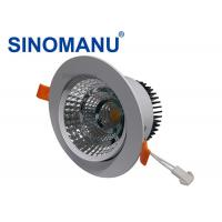 Buy cheap SMD 2835 LED Recessed Downlights For Shopping Mall Positive Enclosed Fixture from wholesalers