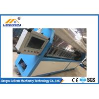 Buy cheap Blue Color Light Gauge Steel Framing Machines SERVO Driven High Speed System from wholesalers