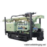 Buy cheap water well drilling rigs for sale JDY-300 powerful machine from wholesalers