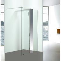 Buy cheap Professional Bathroom Walk In Shower Enclosures , Clear Glass Shower Enclosures from wholesalers