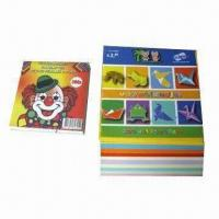 Buy cheap Colored Construction Paper, Made of 100% Wood Pulp from wholesalers