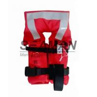 Buy cheap Polyester Oxford SOLAS Child / Kids Life Jackets Flotation Foam lifevest from wholesalers