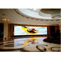 Buy cheap SMD P2.5 Indoor Led Video Screen , 1000 Nits Full Color Led Display Board 1R1G1B product