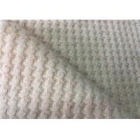 Buy cheap 650G/M Double Knit Wool Fabric , Wool Blend Coat Fabric Anti Static from wholesalers