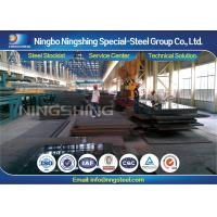 Wholesale JIS S55C Carbon Steel Plate , Mold Base / Plastic MoldSteel from china suppliers