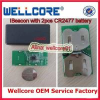 TI Chipset Bluetooth LE Beacon UUID Programmable with CR2477 battery Manufactures