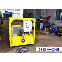 Buy cheap ISO CE Proved Portable Hydraulic Pump Unit With Anti Explosion Electric Motor from wholesalers