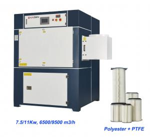 Wholesale 11KW Disposal Polyester Filter Welding Fume Extractor from china suppliers